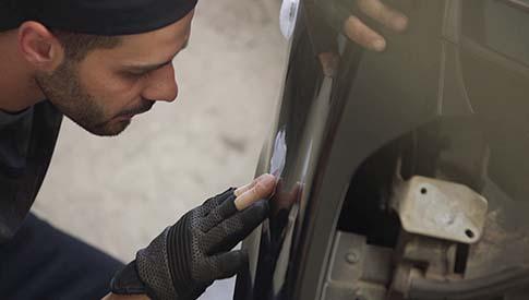 pdr team reparation vehicules sinistrés