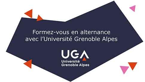 formation en alternance à l'université grenoble alpes